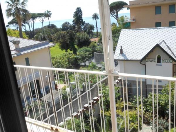 Appartamento in vendita a Genova, Passeggiata A Mare Di Nervi, Con giardino, 125 mq - Foto 33