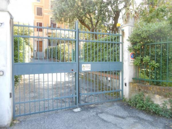 Appartamento in vendita a Genova, Passeggiata A Mare Di Nervi, Con giardino, 125 mq - Foto 3