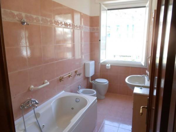 Appartamento in vendita a Genova, Passeggiata A Mare Di Nervi, Con giardino, 125 mq - Foto 67