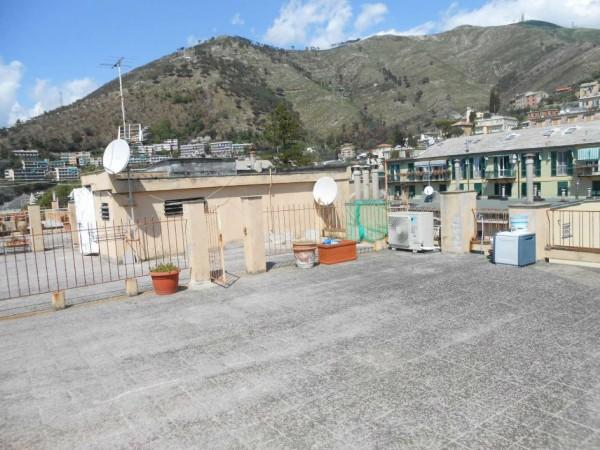 Appartamento in vendita a Genova, Passeggiata A Mare Di Nervi, Con giardino, 125 mq - Foto 18