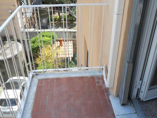 Appartamento in vendita a Genova, Passeggiata A Mare Di Nervi, Con giardino, 125 mq - Foto 35
