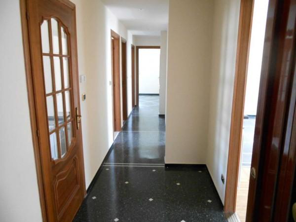 Appartamento in vendita a Genova, Passeggiata A Mare Di Nervi, Con giardino, 125 mq - Foto 105