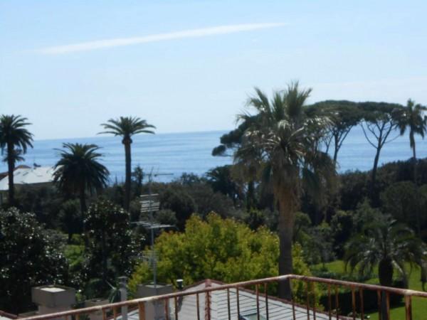 Appartamento in vendita a Genova, Passeggiata A Mare Di Nervi, Con giardino, 125 mq - Foto 15