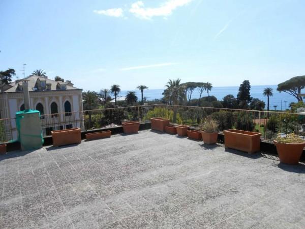 Appartamento in vendita a Genova, Passeggiata A Mare Di Nervi, Con giardino, 125 mq - Foto 21