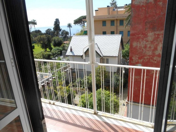 Appartamento in vendita a Genova, Passeggiata A Mare Di Nervi, Con giardino, 125 mq - Foto 27
