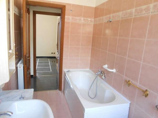 Appartamento in vendita a Genova, Passeggiata A Mare Di Nervi, Con giardino, 125 mq - Foto 101