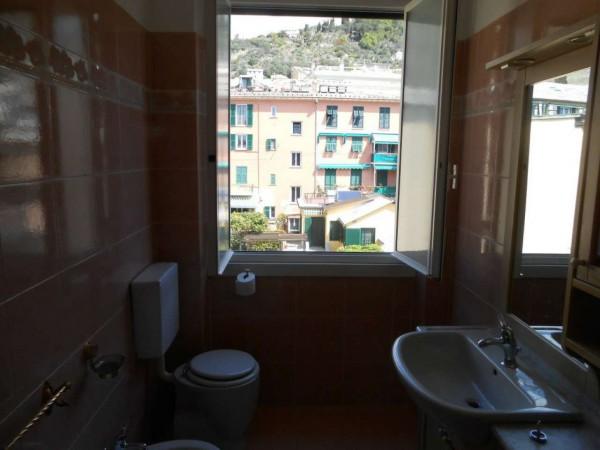 Appartamento in vendita a Genova, Passeggiata A Mare Di Nervi, Con giardino, 125 mq - Foto 64