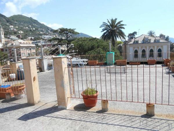 Appartamento in vendita a Genova, Passeggiata A Mare Di Nervi, Con giardino, 125 mq - Foto 24