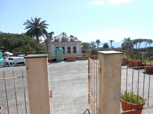 Appartamento in vendita a Genova, Passeggiata A Mare Di Nervi, Con giardino, 125 mq - Foto 23