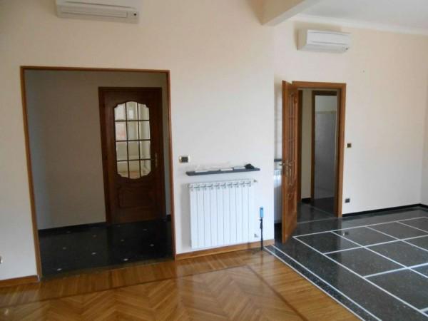 Appartamento in vendita a Genova, Passeggiata A Mare Di Nervi, Con giardino, 125 mq - Foto 83