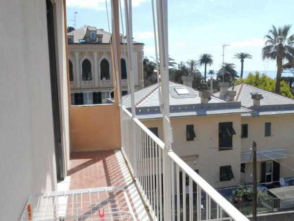 Appartamento in vendita a Genova, Passeggiata A Mare Di Nervi, Con giardino, 125 mq - Foto 95