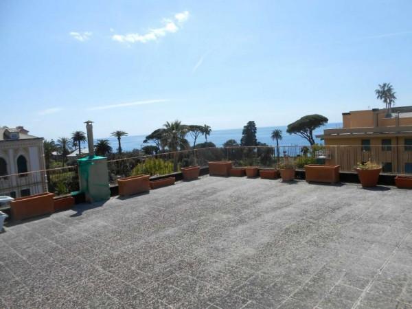 Appartamento in vendita a Genova, Passeggiata A Mare Di Nervi, Con giardino, 125 mq - Foto 93