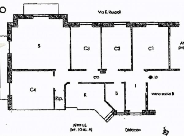 Appartamento in vendita a Genova, Foce, 136 mq - Foto 3