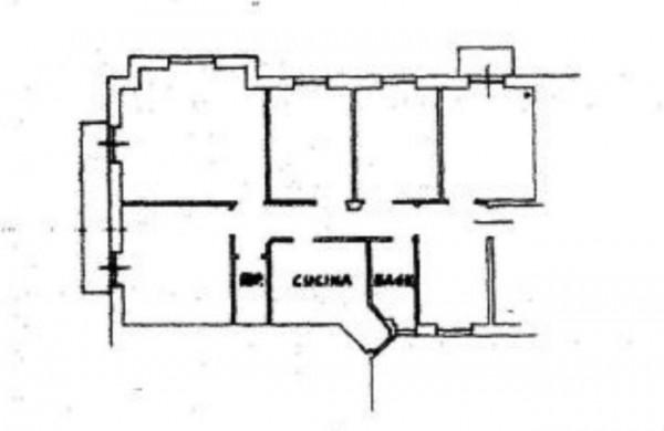 Appartamento in vendita a Genova, Foce, 136 mq - Foto 4