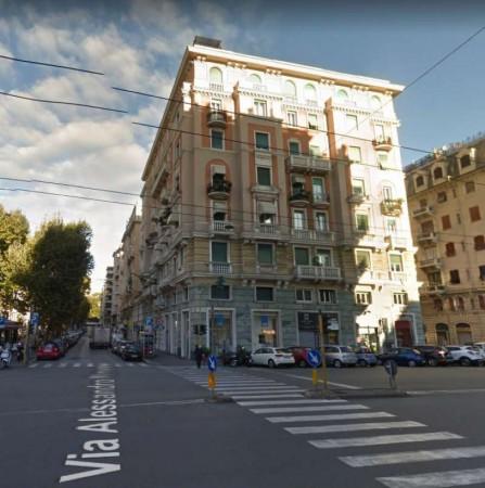 Appartamento in vendita a Genova, Foce, 136 mq - Foto 1
