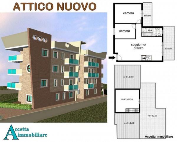 Appartamento in vendita a Taranto, Residenziale, 105 mq - Foto 1