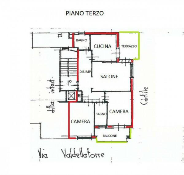 Appartamento in vendita a Alpignano, Centro, 110 mq - Foto 3