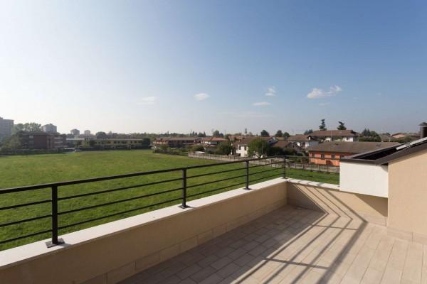 Appartamento in vendita a Cernusco sul Naviglio, Con giardino, 201 mq - Foto 13