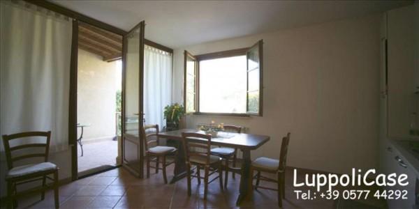 Appartamento in vendita a Monteriggioni, Con giardino, 75 mq - Foto 9
