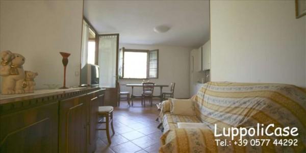 Appartamento in vendita a Monteriggioni, Con giardino, 75 mq