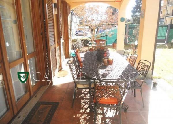 Appartamento in vendita a Varese, S. Ambrogio, Con giardino, 160 mq - Foto 16