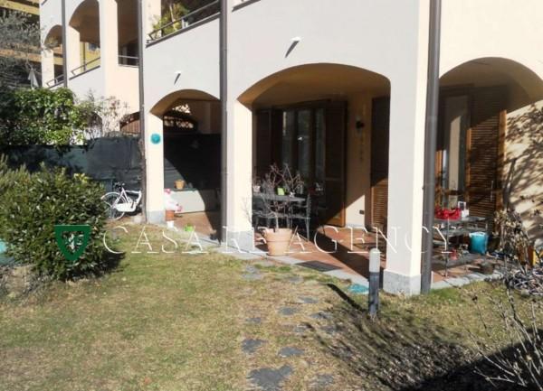 Appartamento in vendita a Varese, S. Ambrogio, Con giardino, 160 mq
