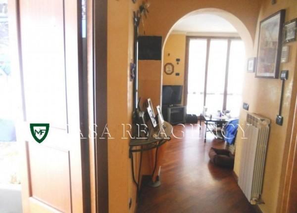 Appartamento in vendita a Varese, S. Ambrogio, Con giardino, 160 mq - Foto 18