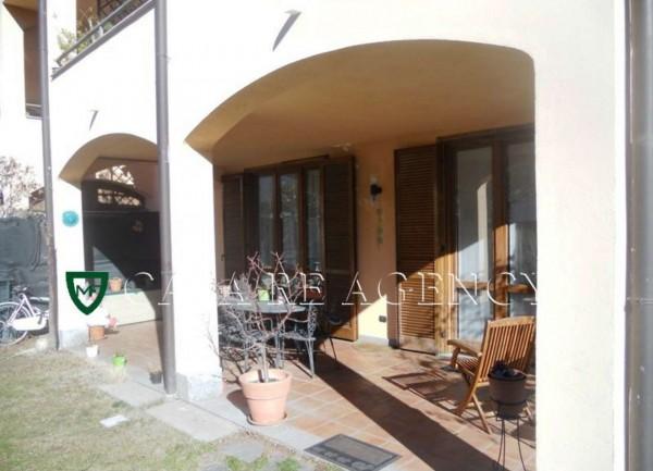 Appartamento in vendita a Varese, S. Ambrogio, Con giardino, 160 mq - Foto 12