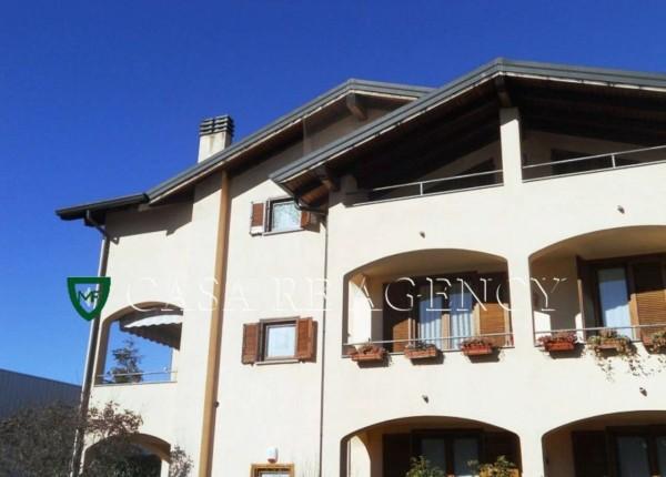 Appartamento in vendita a Varese, S. Ambrogio, Con giardino, 160 mq - Foto 2
