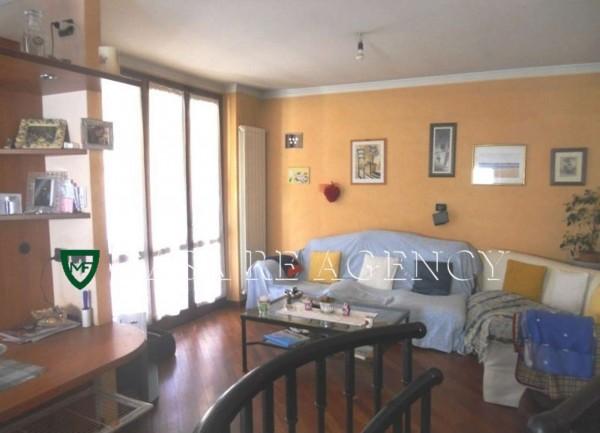 Appartamento in vendita a Varese, S. Ambrogio, Con giardino, 160 mq - Foto 20