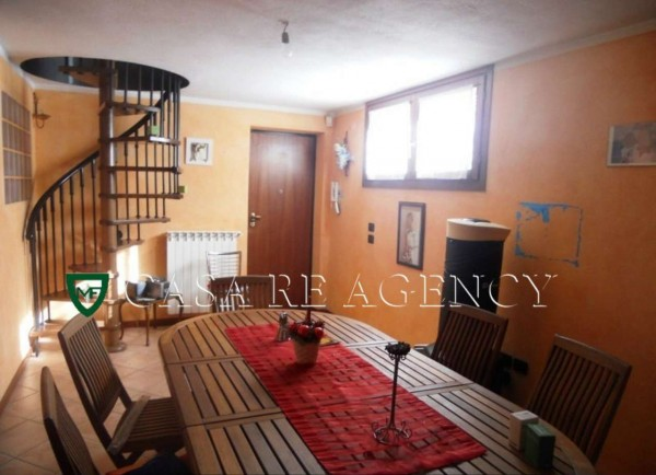 Appartamento in vendita a Varese, S. Ambrogio, Con giardino, 160 mq - Foto 8