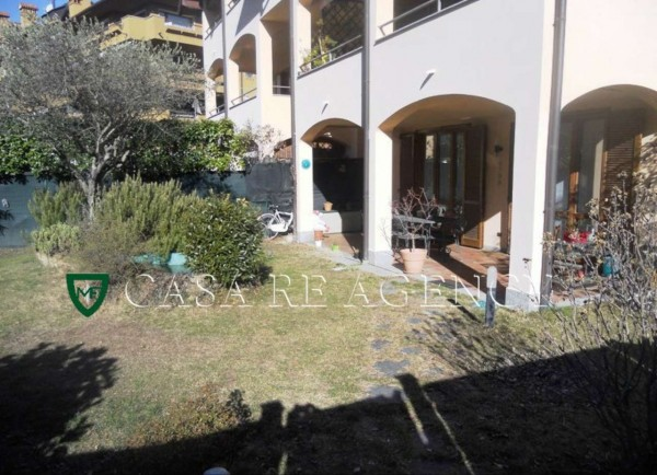 Appartamento in vendita a Varese, S. Ambrogio, Con giardino, 160 mq - Foto 7