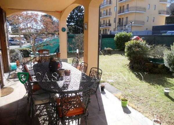 Appartamento in vendita a Varese, S. Ambrogio, Con giardino, 160 mq - Foto 3