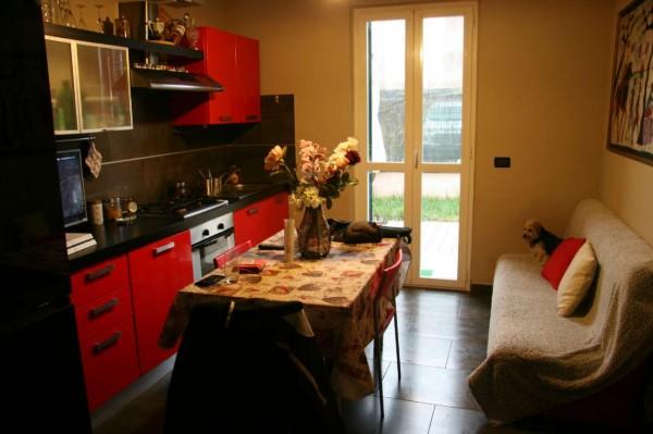 Appartamento in vendita a Alessandria, Cristo, Arredato, con giardino, 50 mq
