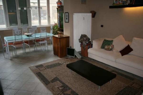 Appartamento in vendita a Alessandria, Centro/uffici Finanziari, 100 mq