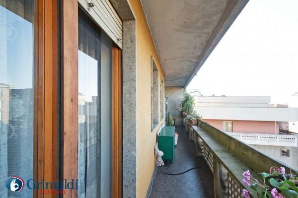 Appartamento in vendita a Milano, Con giardino, 160 mq - Foto 19