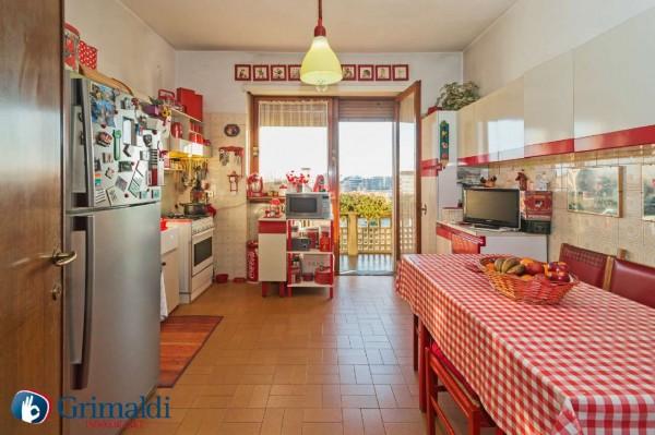 Appartamento in vendita a Milano, Con giardino, 160 mq - Foto 25