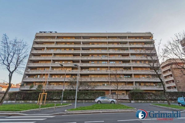 Appartamento in vendita a Milano, Con giardino, 160 mq - Foto 38