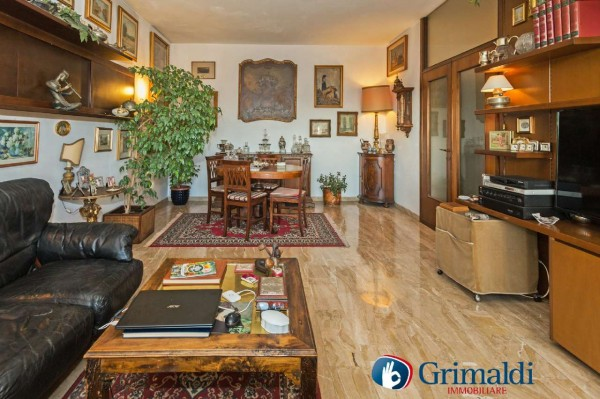 Appartamento in vendita a Milano, Con giardino, 160 mq - Foto 26