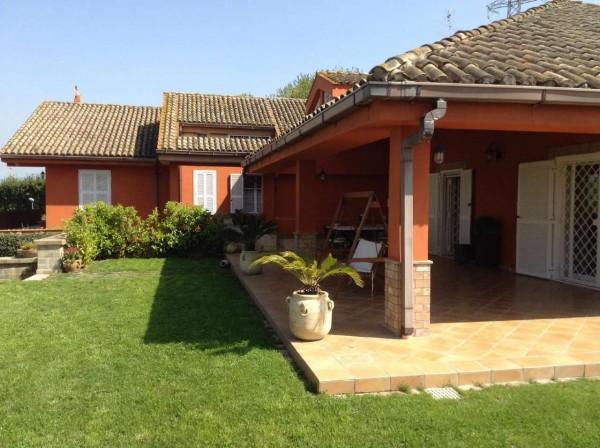 Villa in vendita a Roma, Castel Di Leva, Con giardino, 350 mq - Foto 19