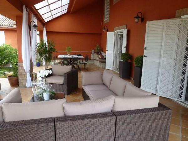 Villa in vendita a Roma, Castel Di Leva, Con giardino, 350 mq - Foto 16