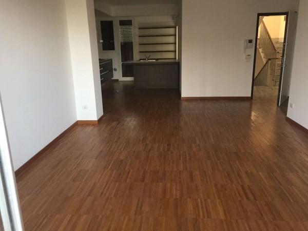 Appartamento in affitto a Milano, Sempione, Con giardino, 130 mq