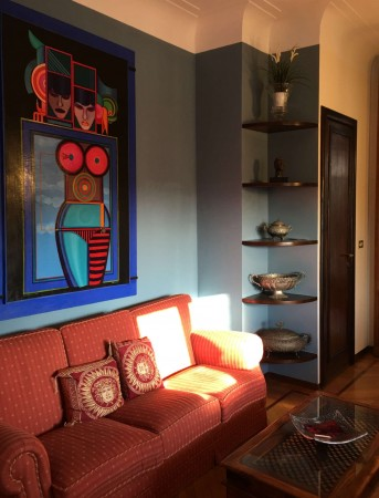 Appartamento in affitto a Torino, Centro, Arredato, 80 mq - Foto 5