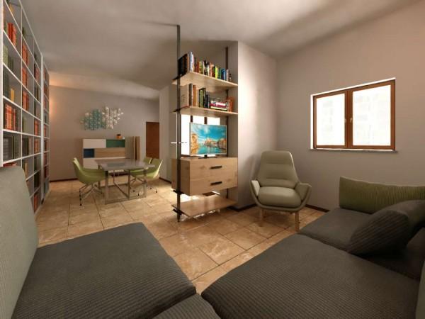 Appartamento in vendita a Corbetta, Corbetta, 155 mq - Foto 19