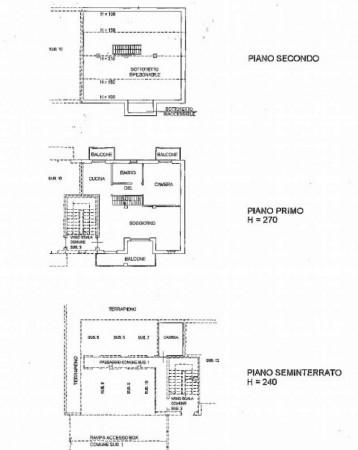 Appartamento in vendita a Corbetta, Corbetta, 155 mq - Foto 39