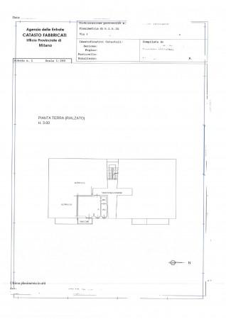 Appartamento in vendita a Corsico, Lorenteggio, Con giardino, 35 mq - Foto 2