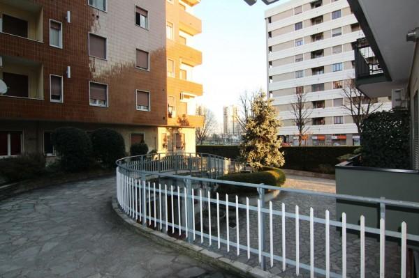 Appartamento in vendita a Corsico, Lorenteggio, Con giardino, 35 mq - Foto 5