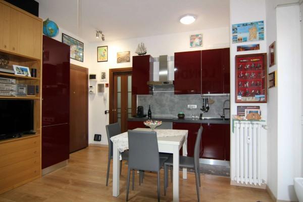 Appartamento in vendita a Corsico, Lorenteggio, Con giardino, 35 mq - Foto 11