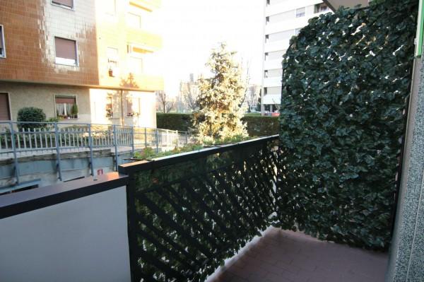Appartamento in vendita a Corsico, Lorenteggio, Con giardino, 35 mq - Foto 9