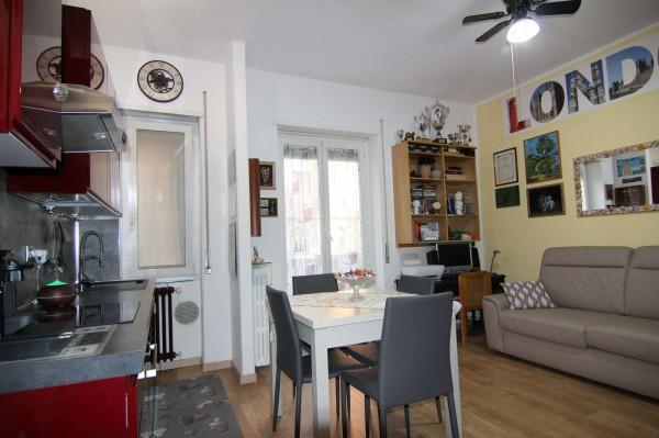 Appartamento in vendita a Corsico, Lorenteggio, Con giardino, 35 mq